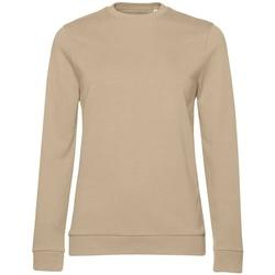 Textiel Dames Sweaters / Sweatshirts B&c WW02W Zand