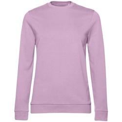 Textiel Dames Sweaters / Sweatshirts B&c WW02W Snoepjesroze