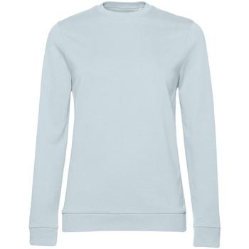 Textiel Dames Sweaters / Sweatshirts B&c WW02W Hemelsblauw