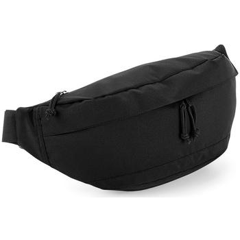 Tassen Heuptassen Bagbase BG143 Zwart
