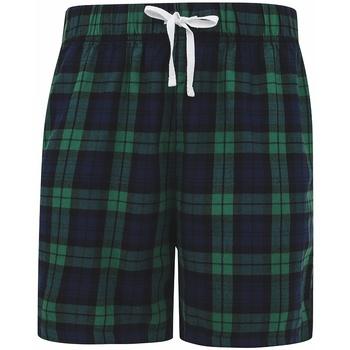 Textiel Heren Korte broeken / Bermuda's Sf SF82 Marine / Groen