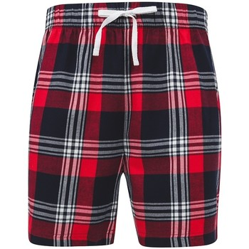 Textiel Heren Korte broeken / Bermuda's Sf SF82 Rood/Zwaar