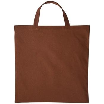Tassen Tote tassen / Boodschappentassen Nutshell RL110 Donkerbruin