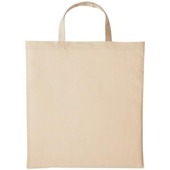Tassen Tote tassen / Boodschappentassen Nutshell RL110 Zand