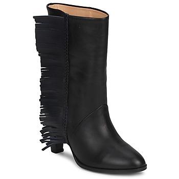 Schoenen Dames Hoge laarzen MySuelly GAD Zwart