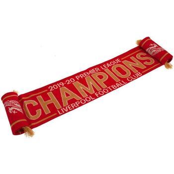 Accessoires Sjaals Liverpool Fc  Rood/Goud