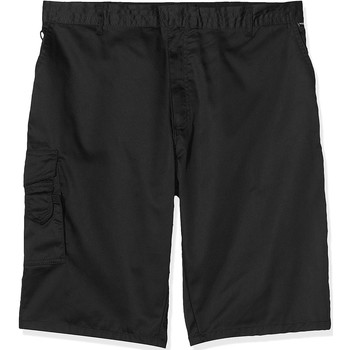 Textiel Heren Korte broeken / Bermuda's Portwest PW128 Zwart