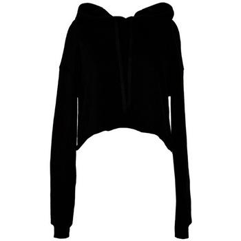 Textiel Dames Sweaters / Sweatshirts Bella + Canvas BL7502 Zwart