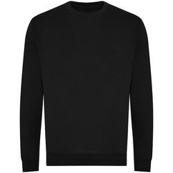 Textiel Heren Sweaters / Sweatshirts Awdis JH230 Diep zwart