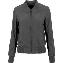 Textiel Dames Jacks / Blazers Build Your Brand BY044 Zwart