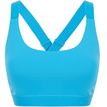 Textiel Dames Sport BHs Tombo TL371 Turquoise