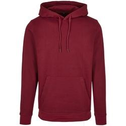 Textiel Heren Sweaters / Sweatshirts Build Your Brand BB001 Bourgondië