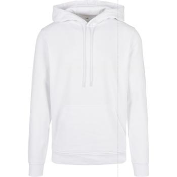 Textiel Heren Sweaters / Sweatshirts Build Your Brand BB001 Wit