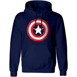 Textiel Sweaters / Sweatshirts Captain America  Marine / Rood / Wit