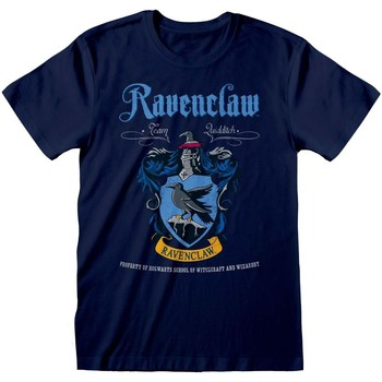 Textiel T-shirts & Polo's Harry Potter  Marine