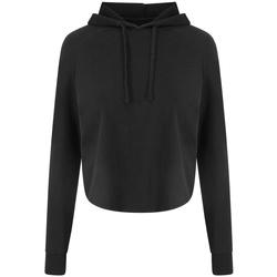 Textiel Dames Sweaters / Sweatshirts Awdis JC054 Jet Zwart