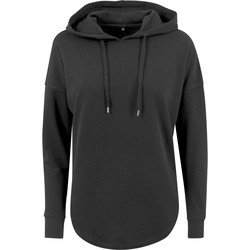 Textiel Dames Sweaters / Sweatshirts Build Your Brand BY037 Zwart
