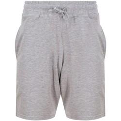 Textiel Heren Korte broeken / Bermuda's Awdis JC072 Sportgrijs