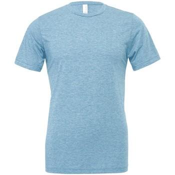 Textiel T-shirts & Polo's Bella Canvas CV003 Denim