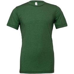 Textiel T-shirts & Polo's Bella Canvas CV003 Grasgroen