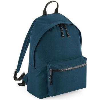 Tassen Rugzakken Bagbase BG285 Benzineblauw