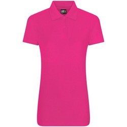 Textiel Dames T-shirts & Polo's Pro Rtx  Fuchsia
