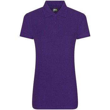 Textiel Dames T-shirts & Polo's Pro Rtx  Paars