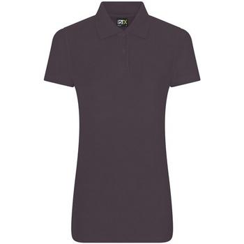 Textiel Dames T-shirts & Polo's Pro Rtx  Massief Grijs