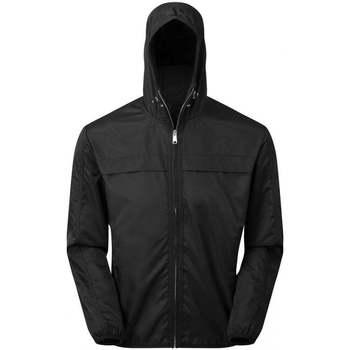 Textiel Heren Jacks / Blazers Asquith & Fox AQ201 Zwart