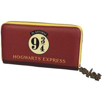 Tassen Handtassen kort hengsel Harry Potter  Bourgogne/Goud