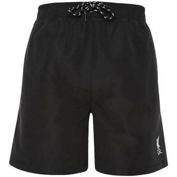 Textiel Heren Korte broeken / Bermuda's Liverpool Fc  Zwart