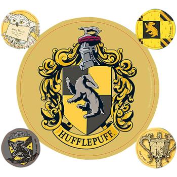 Wonen Stickers Harry Potter TA894 Geel