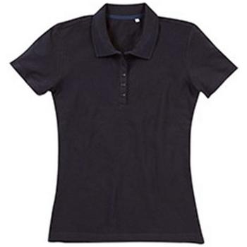 Textiel Dames T-shirts & Polo's Stedman Stars  Zwart Opaal
