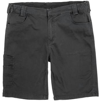 Textiel Heren Korte broeken / Bermuda's Result R471X Zwart