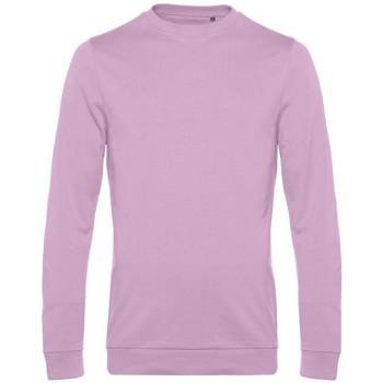 Textiel Heren Sweaters / Sweatshirts B&c WU01W Snoepjesroze