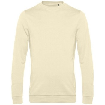 Textiel Heren Sweaters / Sweatshirts B&c WU01W Lichtgeel