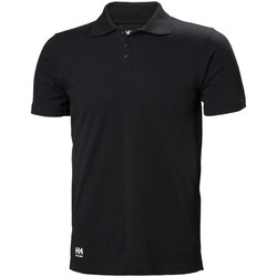 Textiel Heren T-shirts & Polo's Helly Hansen 79167 Zwart