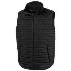 Textiel Vesten / Cardigans Result R239X Zwart