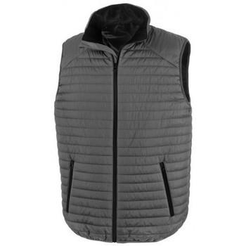 Textiel Jacks / Blazers Result R239X Grijs/Zwart