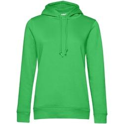 Textiel Dames Sweaters / Sweatshirts B&c WW34B Appelgroen