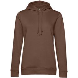 Textiel Dames Sweaters / Sweatshirts B&c WW34B Koffie