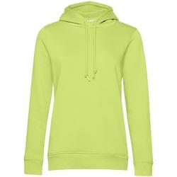 Textiel Dames Sweaters / Sweatshirts B&c WW34B Kalk groen