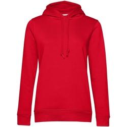 Textiel Dames Sweaters / Sweatshirts B&c WW34B Rood