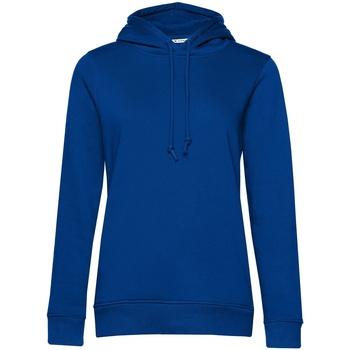 Textiel Dames Sweaters / Sweatshirts B&c WW34B Koningsblauw