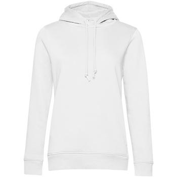 Textiel Dames Sweaters / Sweatshirts B&c WW34B Wit