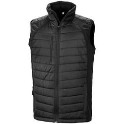 Textiel Jacks / Blazers Result R238X Zwart