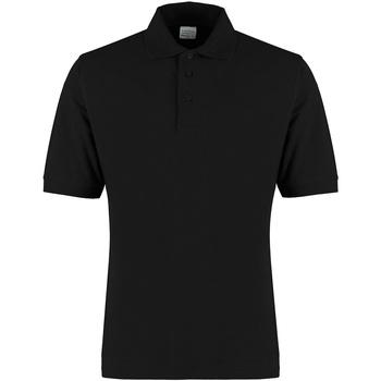 Textiel Heren T-shirts & Polo's Kustom Kit KK460 Zwart