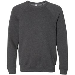 Textiel Sweaters / Sweatshirts Bella + Canvas CA3901 Donkergrijze heide