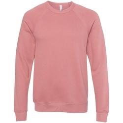 Textiel Heren Sweaters / Sweatshirts Bella + Canvas CA3901 Mauve