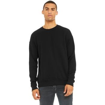 Textiel Heren Sweaters / Sweatshirts Bella + Canvas CA3945 Zwart